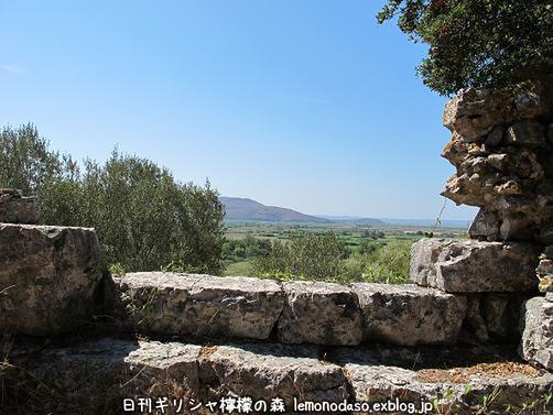 古代ヴヘティオンとビザンティン時代のロギの城 _c0010496_10321858.jpg