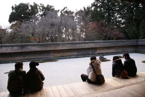 湯豆腐と龍安寺~京都ぐるぐる_f0106597_1023155.jpg