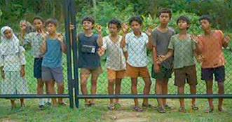 インドネシアのテレビドラマ:Laskar Pelangi The Series 昨日放送開始@SCTV _a0054926_14294659.jpg