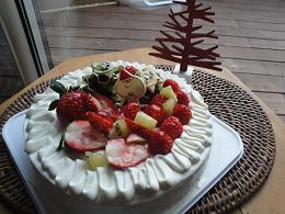 クリスマスケーキ_e0170128_17572031.jpg