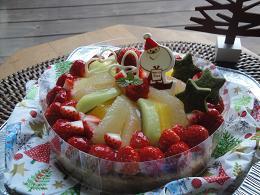 クリスマスケーキ_e0170128_17583670.jpg