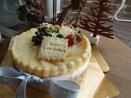 クリスマスケーキ_e0170128_17592243.jpg