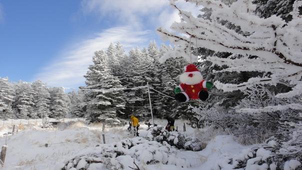 クリスマス山行☆天狗岳_b0133032_22554174.jpg