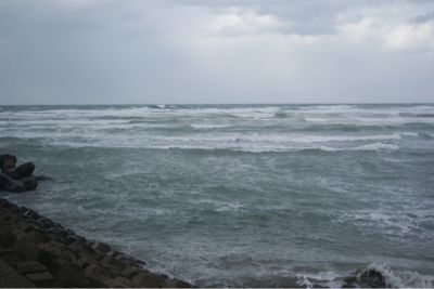 今日の海_c0132732_122063.jpg