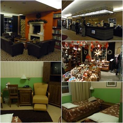 レヴィのホテル