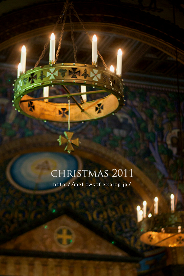 クリスマス・イブと、クリスマスのディナー。_d0124248_20113278.jpg