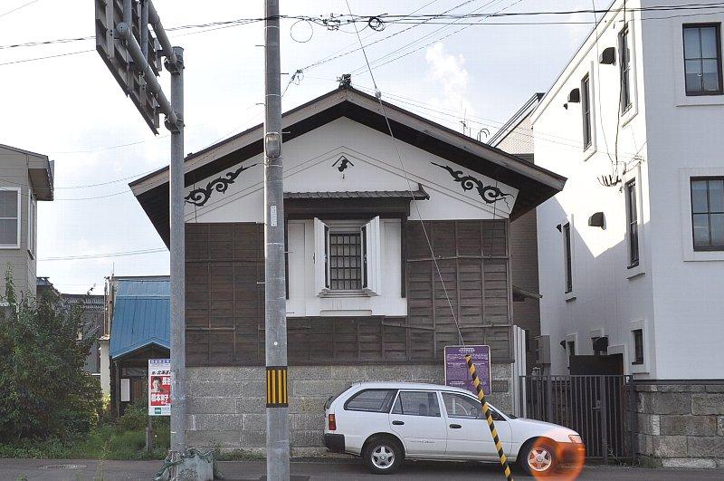 小樽の旧作左部商店蔵_c0112559_14435410.jpg