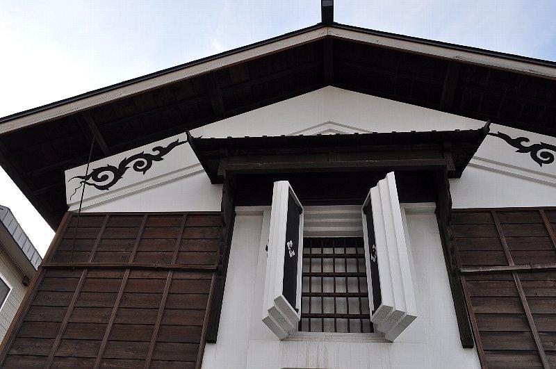 小樽の旧作左部商店蔵_c0112559_14443291.jpg