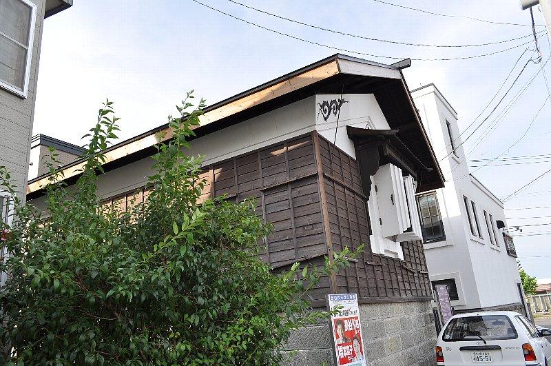 小樽の旧作左部商店蔵_c0112559_14453617.jpg
