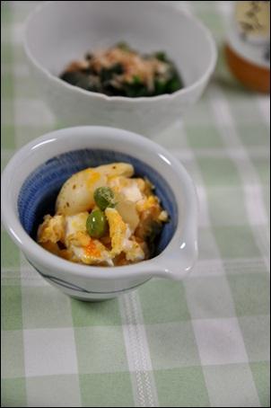 山菜ごはん定食。_f0207664_454419.jpg