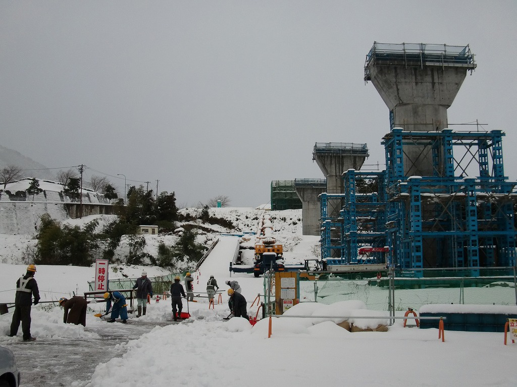 雪の黒河川橋_d0172802_23301694.jpg