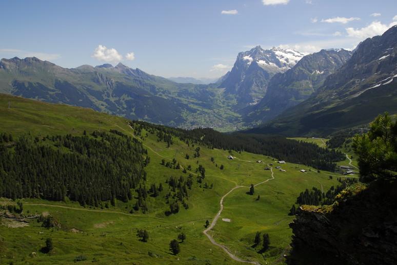 2011年の思い出、憧れのスイスアルプスを訪ねて_c0219616_12435125.jpg