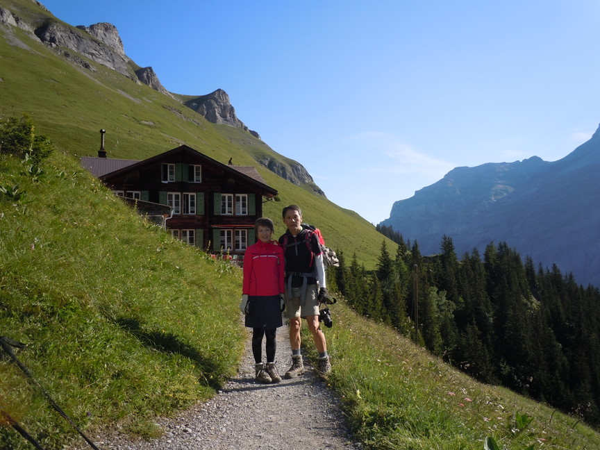 2011年の思い出、憧れのスイスアルプスを訪ねて_c0219616_1254914.jpg