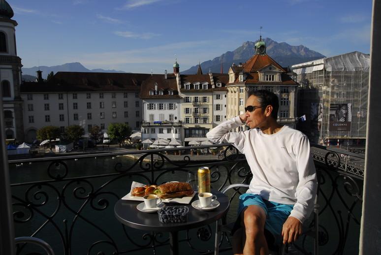 2011年の思い出、憧れのスイスアルプスを訪ねて_c0219616_12581080.jpg