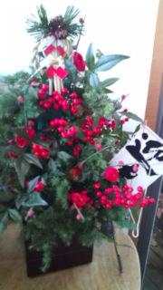 2011年、年末お正月飾り_d0049817_21433453.jpg