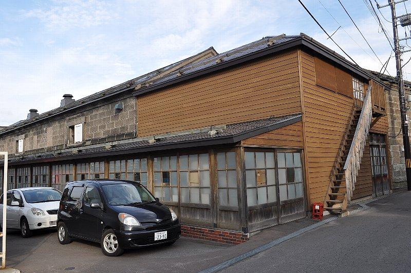 小樽の田中酒造亀甲蔵_c0112559_1323523.jpg