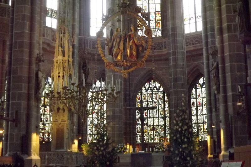 聖ロレンツ教会のオルガンコンサート_e0022175_19254986.jpg