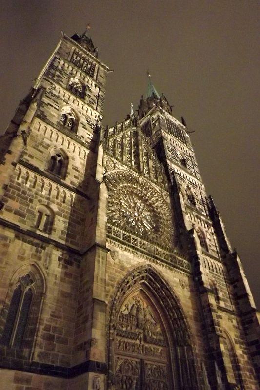 聖ロレンツ教会のオルガンコンサート_e0022175_19275246.jpg