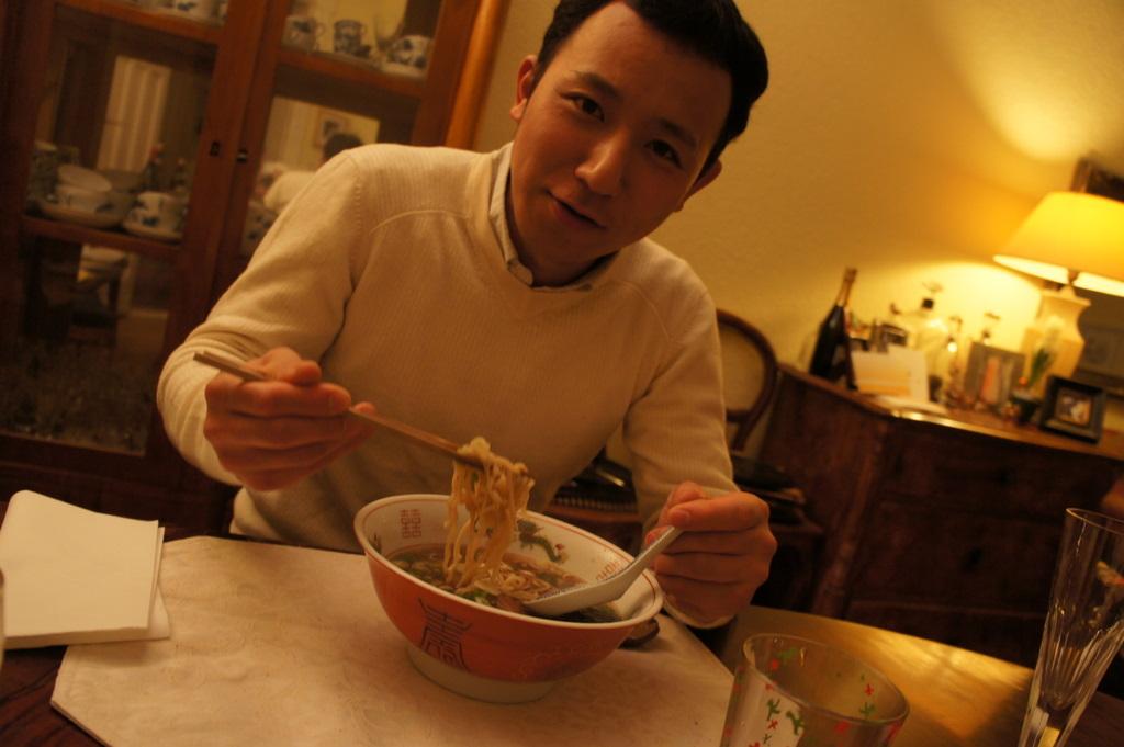 クリスマス晩餐、26日は拙宅で。_c0180686_18583637.jpg