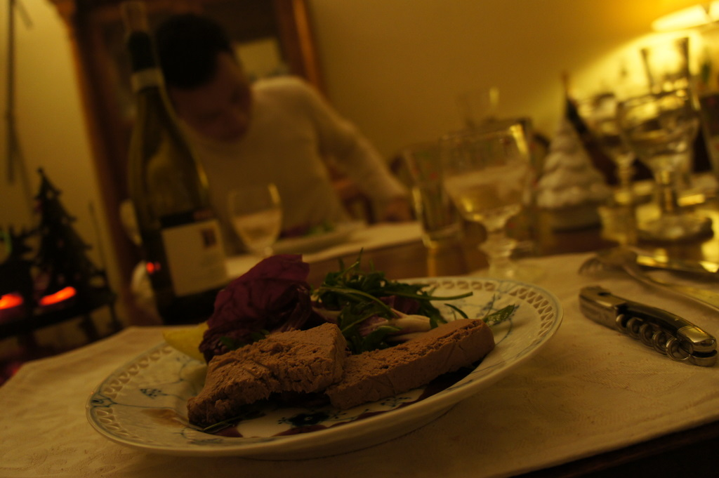 クリスマス晩餐、26日は拙宅で。_c0180686_1915124.jpg