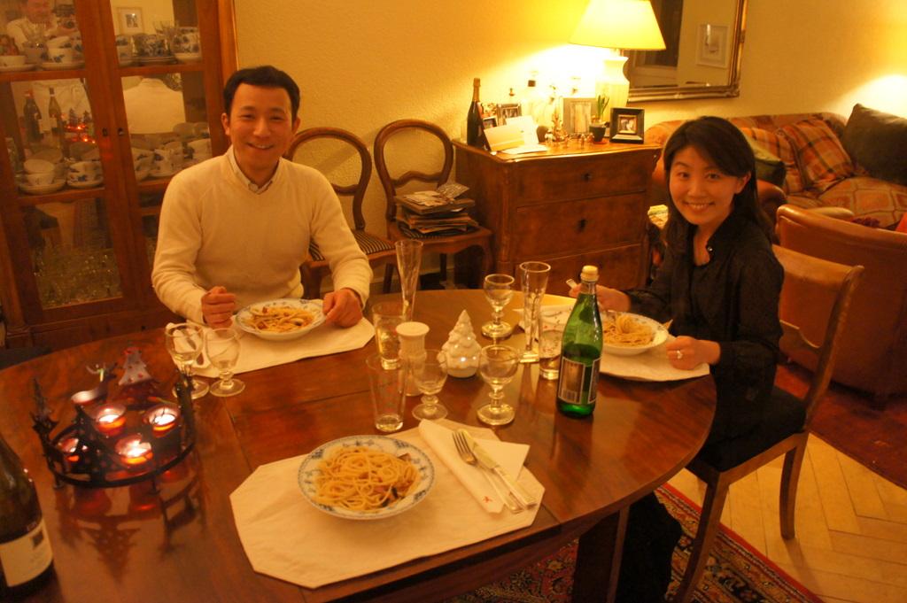 クリスマス晩餐、26日は拙宅で。_c0180686_193479.jpg
