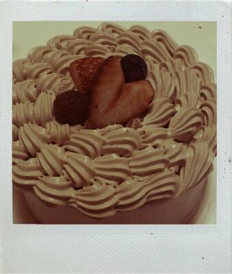 ドームケーキのあとは。_b0065587_20434794.jpg