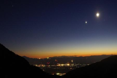 夕空に飛ぶ宇宙ステーションを見よう!!_e0120896_6311359.jpg
