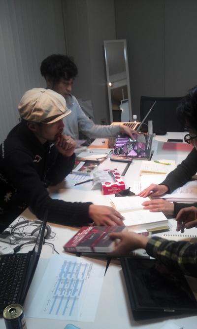 KURO本、1st ミーティング!!!_f0182998_14345866.jpg