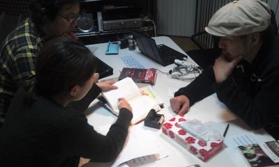 KURO本、1st ミーティング!!!_f0182998_14462853.jpg