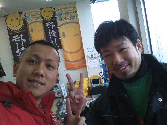 ランクル TOMMY札幌店 12月29日 本年の最終営業日☆_b0127002_2049328.jpg