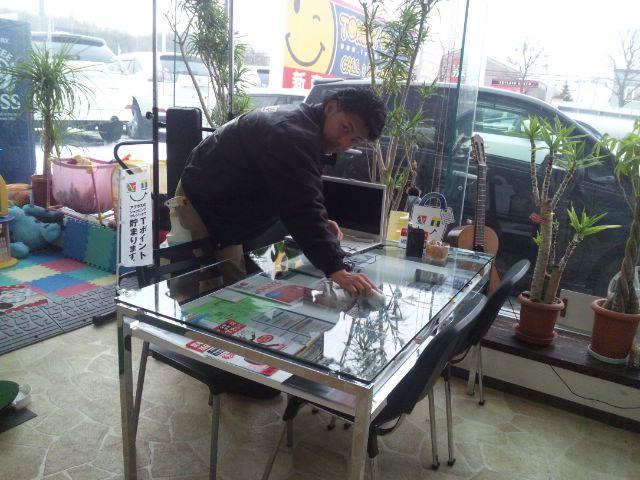 ランクル TOMMY札幌店 12月29日 本年の最終営業日☆_b0127002_20494373.jpg