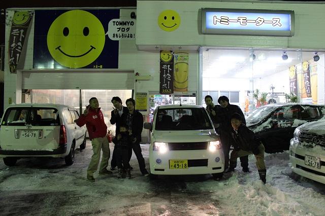 ランクル TOMMY札幌店 12月29日 本年の最終営業日☆_b0127002_2162671.jpg