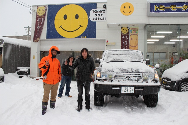 ランクル TOMMY札幌店 12月29日 本年の最終営業日☆_b0127002_2174119.jpg