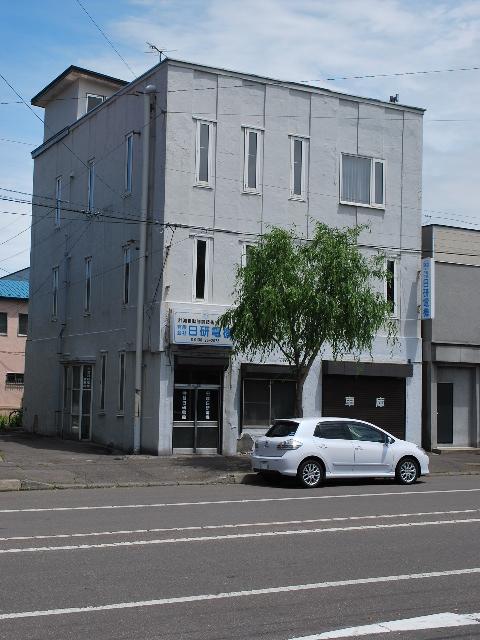 函館銀座通りレトロ建築コレクション・2011(その4)_f0142606_19262859.jpg