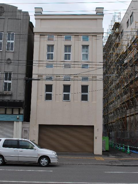 函館銀座通りレトロ建築コレクション・2011(その2)_f0142606_20112538.jpg