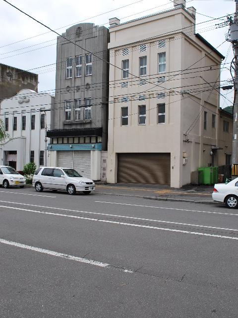 函館銀座通りレトロ建築コレクション・2011(その2)_f0142606_2093939.jpg