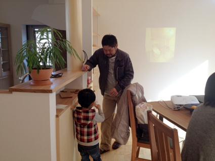 【イベント報告】守谷の家 完成見学会_a0148909_12591676.jpg