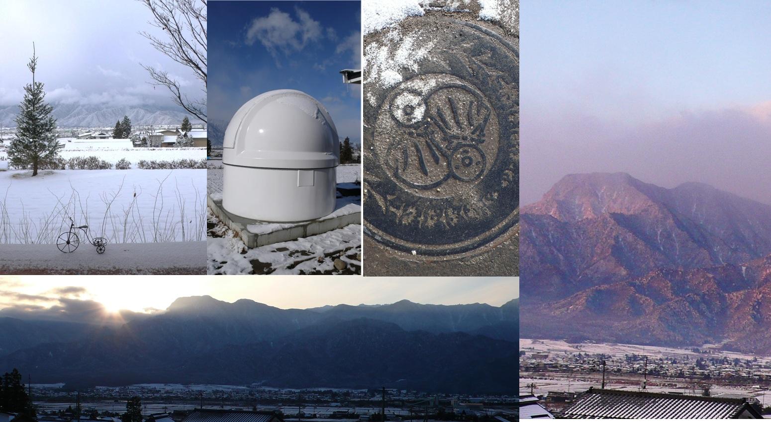 安曇野 年末雪景色_a0212730_816561.jpg