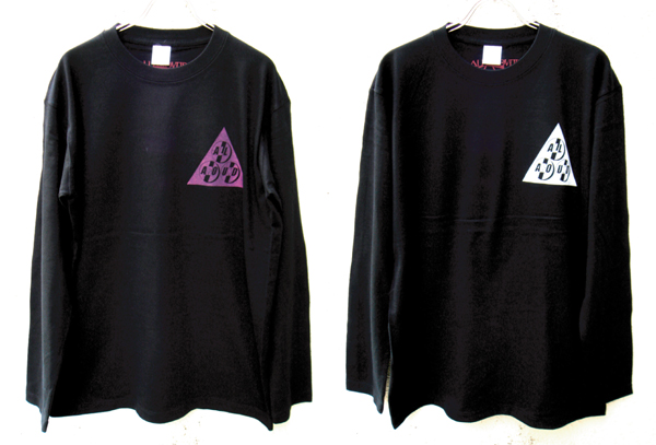 Triangle Logo L/S Tee(New Year\'s sale product)_f0126931_16592277.jpg