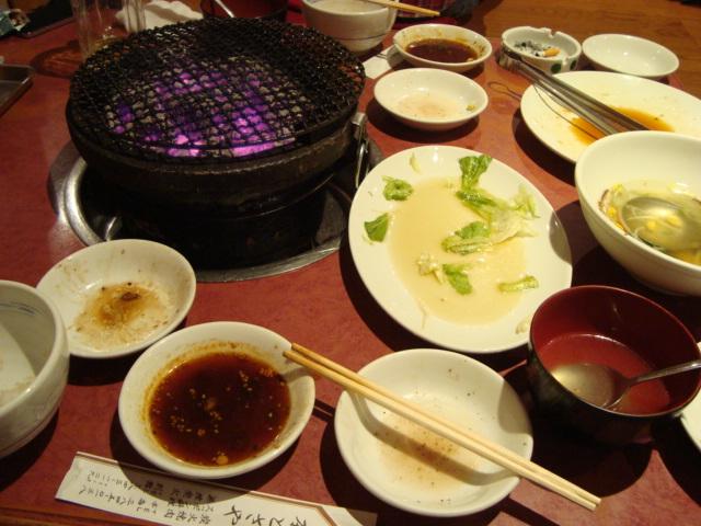 浅草「炭火焼き肉 本とさや」へ行く。_f0232060_320205.jpg
