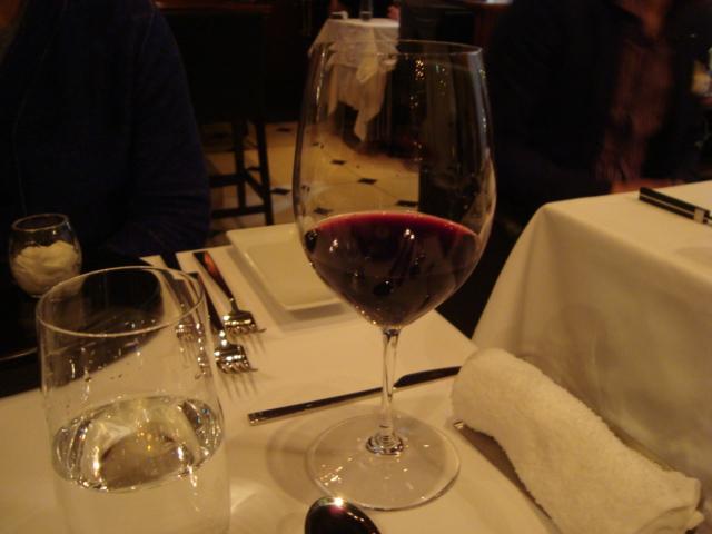 広尾「レストラン マノワ」へ行く。_f0232060_3472374.jpg