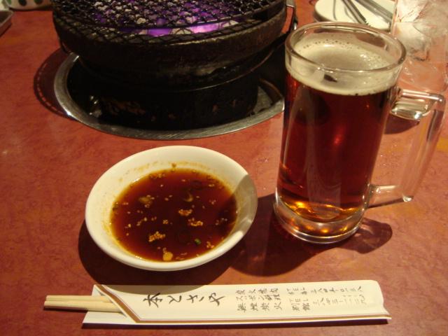 浅草「炭火焼き肉 本とさや」へ行く。_f0232060_374714.jpg