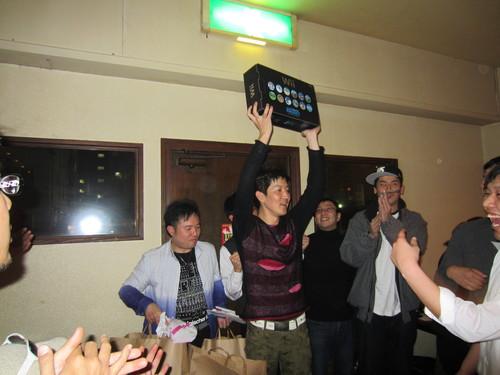 2011 FUKUOKA OFFICE 忘年会_e0206865_2354592.jpg