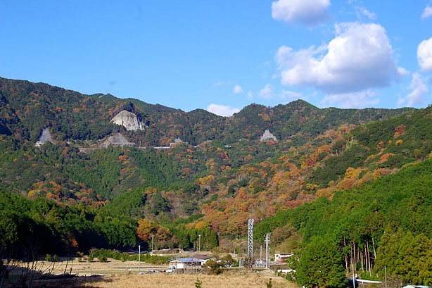 熊野古道荷坂峠_b0186680_13141782.jpg
