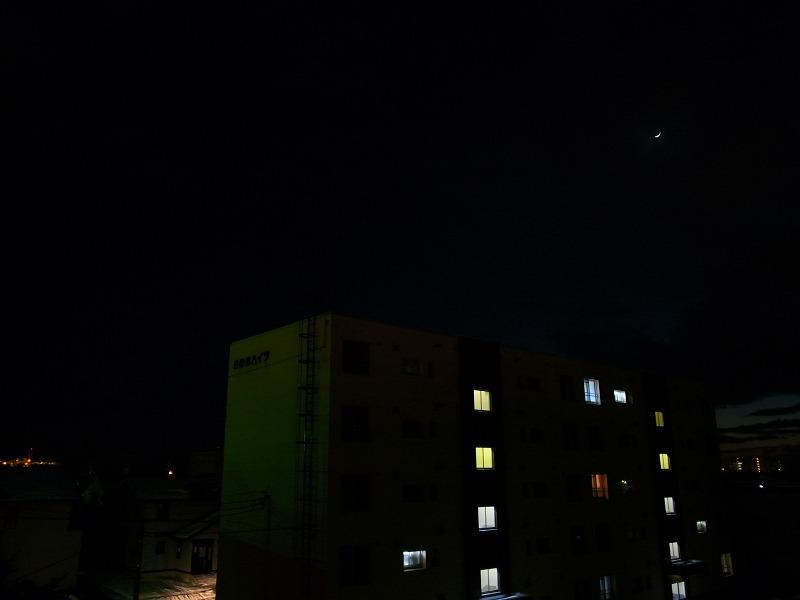 静かな夜 雪が音を吸収して_a0160581_19205715.jpg