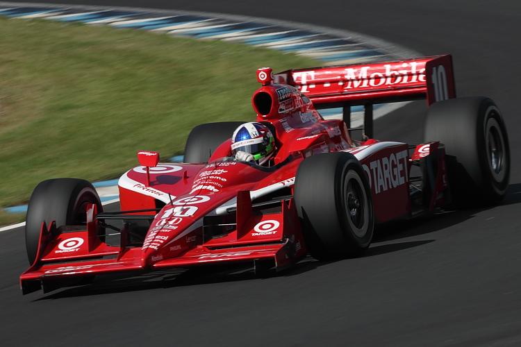 2011年 IRLインディカー・シリーズ : ラッキー琢磨の徒然草