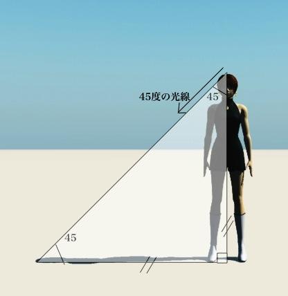 ピラミッドの高さを測る_d0164691_7414553.jpg