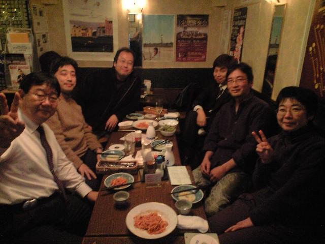 12月28日(水)「BBQ」~「THE70 KINGS & ザ☆クリッパーズ」忘年会_b0206845_1633053.jpg