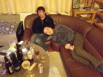 やけ酒@前武尊_a0150951_2239361.jpg