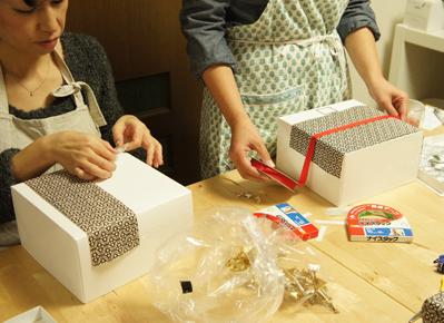 クリスマスケーキ教室はこんな感じ_b0228252_21355266.jpg
